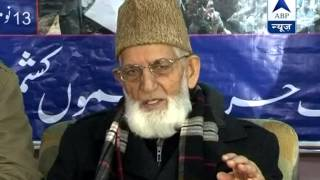 Full Speech: Emissaries of Modi met me, Geelani says