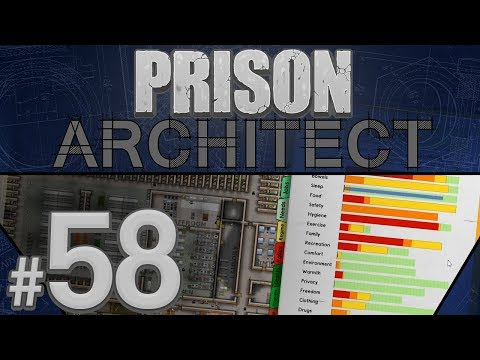 Prison Architect - Needs and Requirements - PART #58