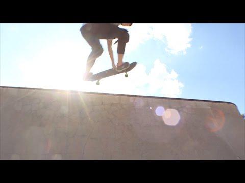Berit || Skateboarding