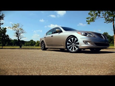 2012 Hyundai Genesis Sedan Review Fake it til you make it
