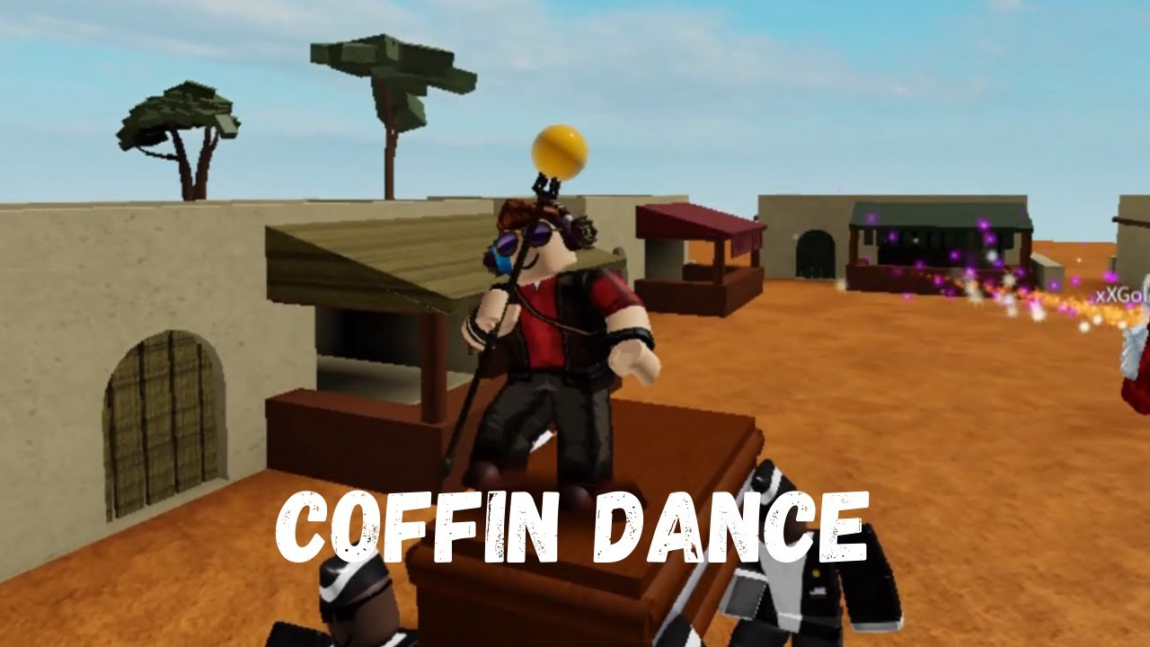 Coffin Dance Meme ROBLOX!