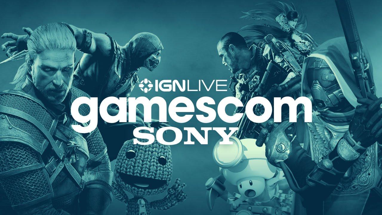IGN Live Presents: Sony Press Conference - Gamescom 2014