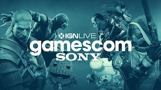 IGN Live Presents: Sony Press Conference - Gamescom 2014