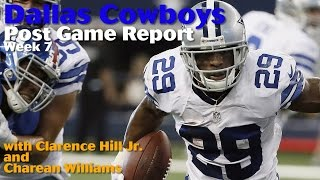Week 7 Post Game Report: Dallas Cowboys vs. New York Giants