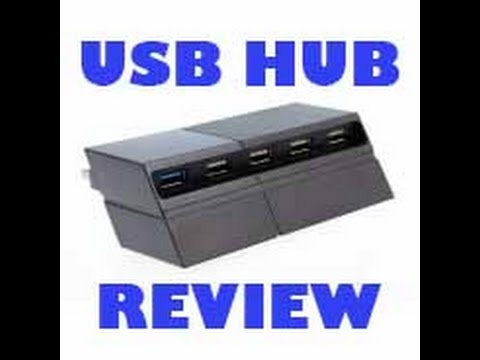 USB hub Review - Ps4