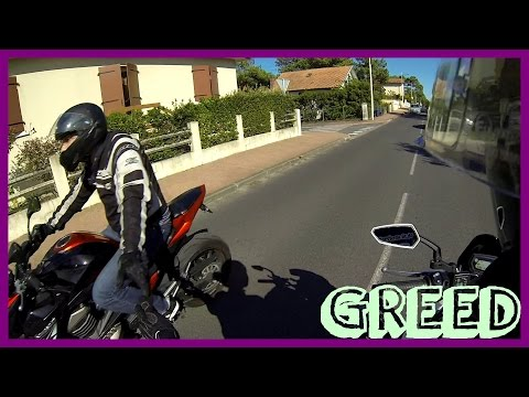 11 - ✌ DAILY OBSERVATIONS  ✌ ✶ GREED ✶ Yamaha XJ6 [ HD , English sub ]