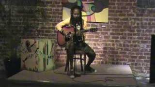 "India.Arie ""Brown Skin""  performed by Nhojj in Atlanta 2008"