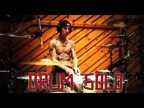 Travis Barker - Drum Solo & Warm Up