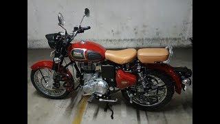 #1 motovlog on my RE Classic 350