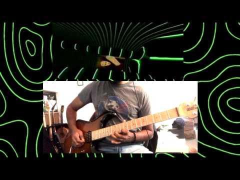 Jonny Quest Theme - Guitar Cover