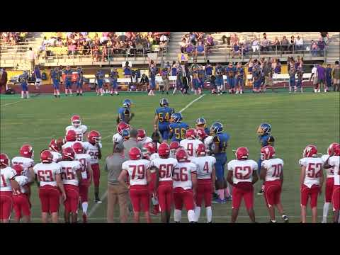 PJH (Pineville Jr High) 8th graders' 5th game 10 5 17