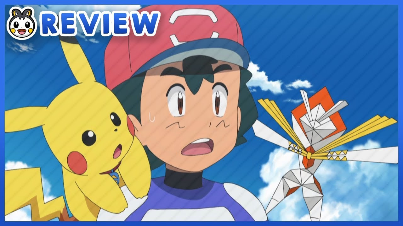Ash Meets Kartana! | Pokemon Sun and Moon Episode 124 Review