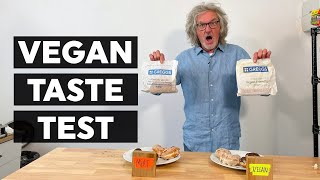 Can James May be fooled by vegan food?