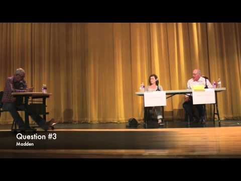 State Representative House District 40 candidates debate WY