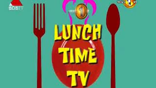 Lunch Time TV 16th October 2017