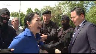 Астана мен Алматыдағы митинг / Митинг с требованием «освободить политзаключенных»