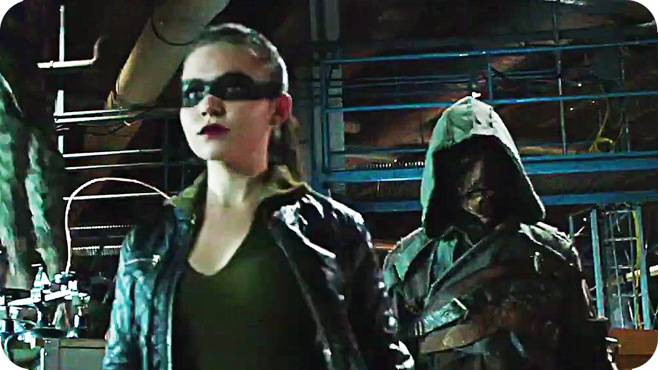 ARROW Season 5 Episode 3 TRAILER & CLIP (2016) CW Series ...