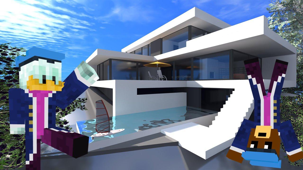 Het moderne huis youtube
