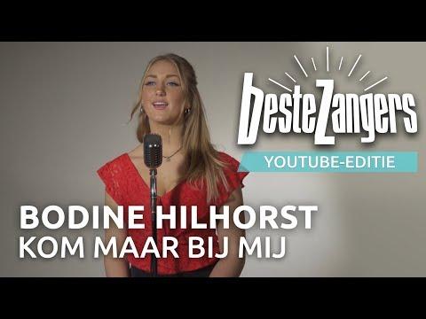 Bodine - Kom maar bij mij | Beste Zangers YouTuber