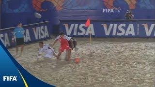Tahiti - Venezuela, Beach Soccer World Cup