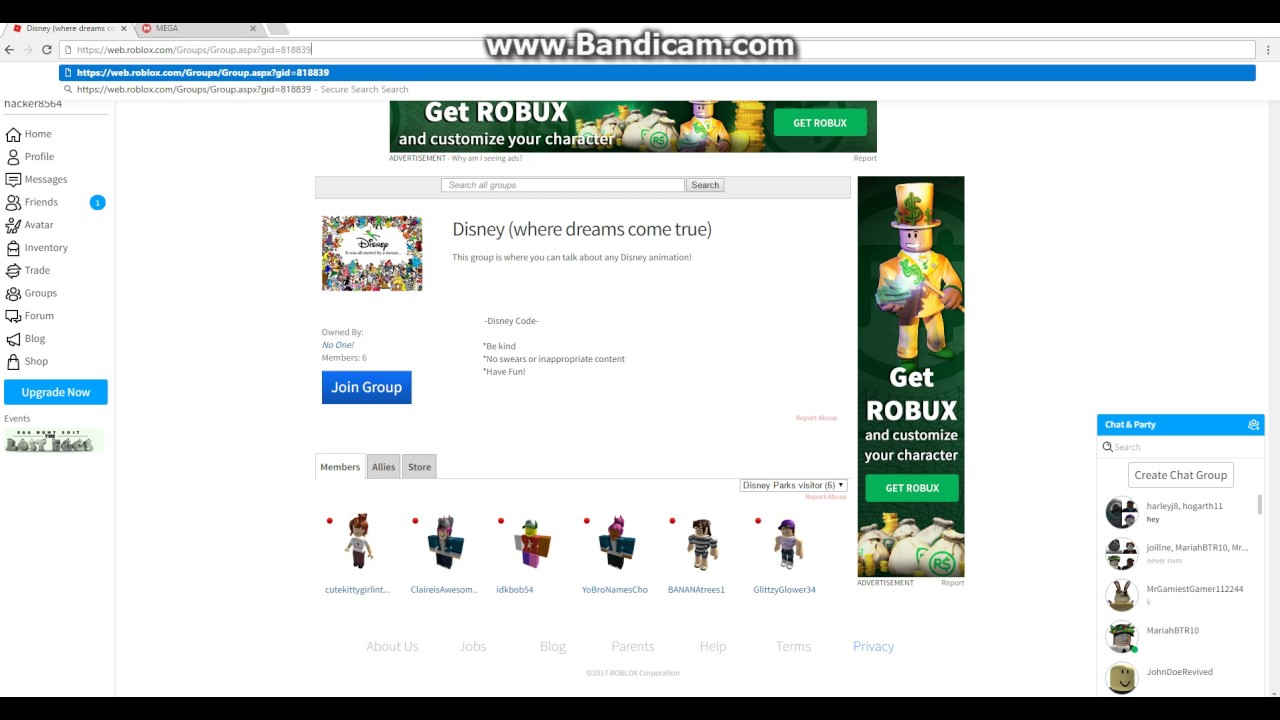 New Roblox Leaked Groups No Owner Youtube