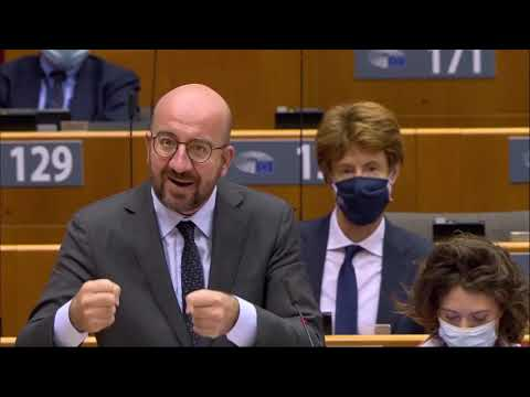 "Charles Michel on the EU-UK negotiations: ""Time is very short"""