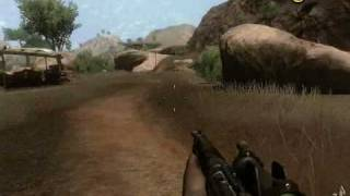 Far Cry 2 Multiplayer Gameplay - Team Deathmatch - Part 1 of 2