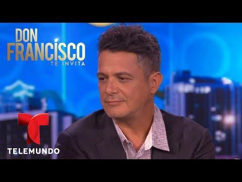 Alejandro Sanz y su historia de éxito | Don Francisco Te Invita | Entretenimiento