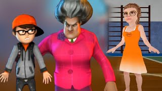 Scare SCARY Evil TEACHER 3D: Part 2 House Revenge | Gameplay - Walkthrough 2 [Android - IOS]
