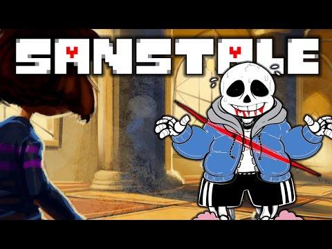 HE CAN'T ESCAPE DESTINY | Sanstale