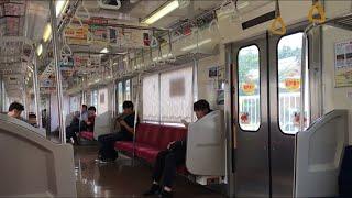 【東洋IGBT】新京成N800形N818F・N838F走行音(京成千葉線内) / ShinKeisei-N800 sound