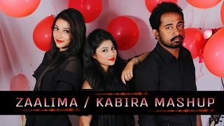 Zaalima / Kabira (Encore) Mashup Cover | Susmita | Debmita | Aditya | ft. Sanjiv Routh Sarkar