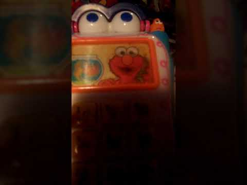 Elmo's World Phone Toy