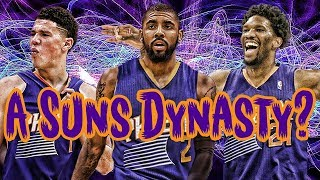 Can a Kyrie Irving Trade Create a Suns DYNASTY?