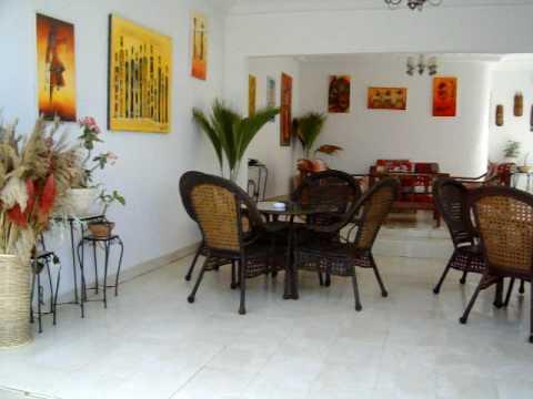 HOTEL LA MAISON D'ITALIE ILE DE N'GOR DAKAR SENEGAL, ILE DE NGOR,AFRICA AFRIQUE