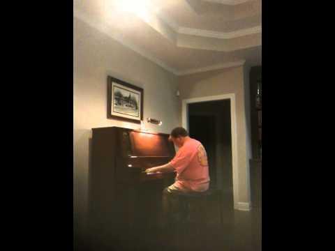 Something Beautiful Instrumental Piano Hymn Improvisation (Gaither)