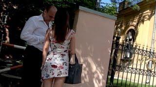 Пикап в Харькове: знакомство со спешащей девушкой(, 2013-08-15T22:08:54.000Z)