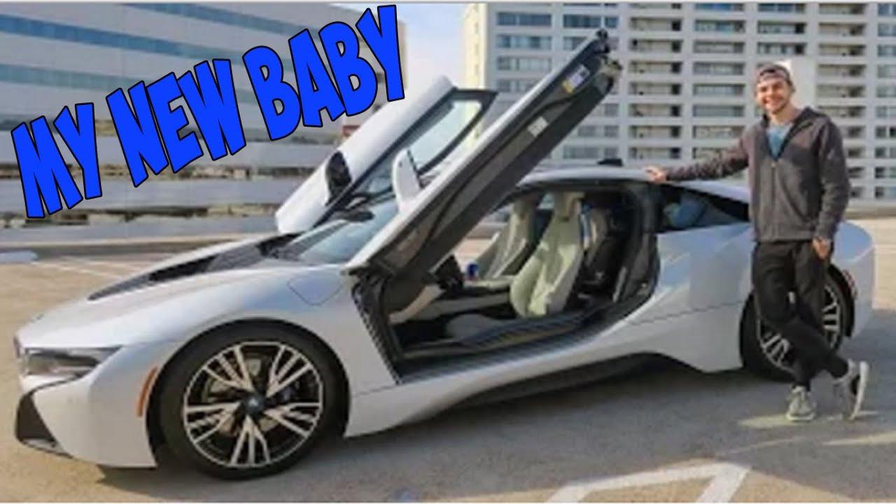 Nadeshot New Car