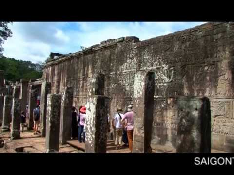 Du lịch Angkor wat Campuchia cùng Saigontourist