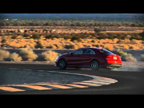 CLA45 AMG Drift - /DRIVE MOMENT