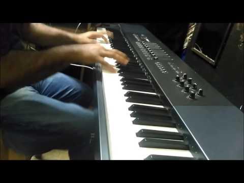 Yenai Matrum Kadhale Piano/Keyboard Cover - Prateesh - (Naanum Rowdy Thaan)