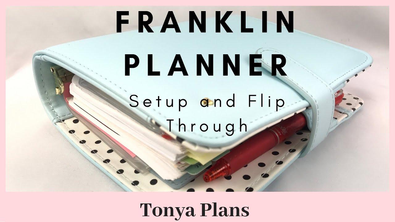 Similar to Franklin Planner