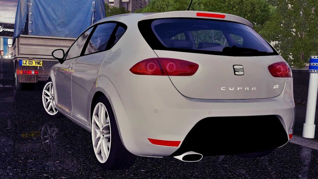 city car driving 1 5 seat leon fr 2010 morning drive download link 1080p g27 youtube. Black Bedroom Furniture Sets. Home Design Ideas