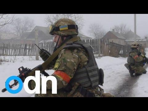 Kiev forces destroy railway tracks in eastern Ukraine