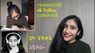3 TRENDS DE VIDEOS COREANOS!
