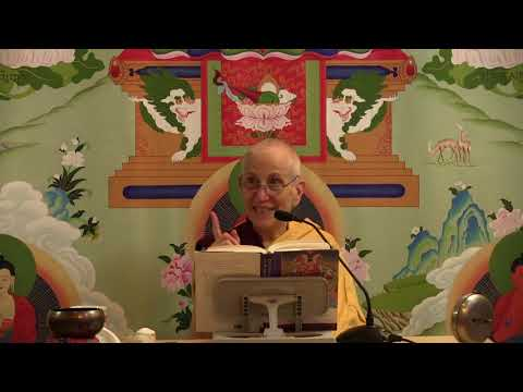 40 The Foundation of Buddhist Practice: The Essence of a Meaningful Life 03-27-20