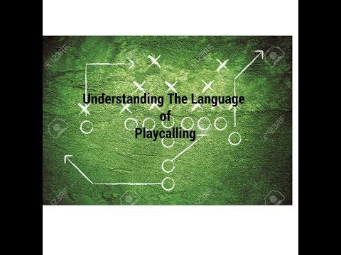 Understanding The Language Play Calling