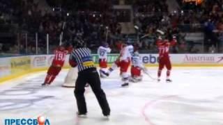Хоккей. ТМ. Беларусь  - Чехия