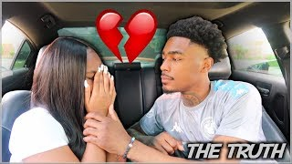 The truth about the BREAK UP...(Part 2)!
