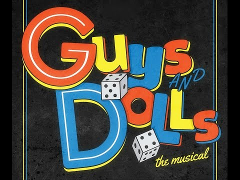 Guys and Dolls Act 1, March 6, 2015